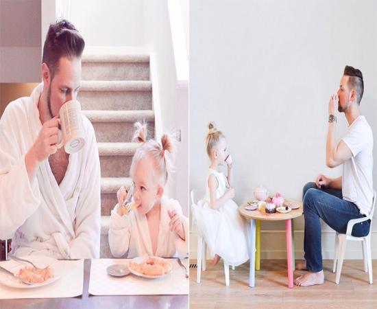2018 rồi, chụp ảnh gia đình phải như thế này mới chất-16