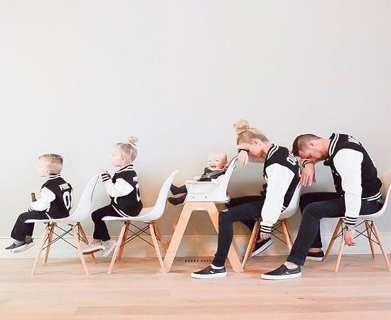 2018 rồi, chụp ảnh gia đình phải như thế này mới chất-6