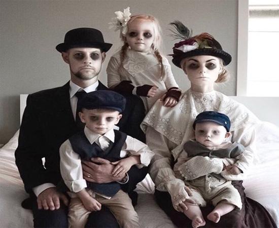 2018 rồi, chụp ảnh gia đình phải như thế này mới chất-7