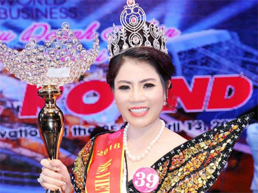 Hoa hậu lừa đảo triệu USD, đường dây phạm tội ngàn tỷ-1