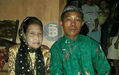 Thấy vợ 71 tuổi quá quyến rũ, sợ bị cướp, chồng 16 tuổi đã làm điều không tưởng-1