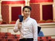 Du học sinh Việt điển trai 2 lần giành giải Nhất cuộc thi thanh nhạc quốc tế