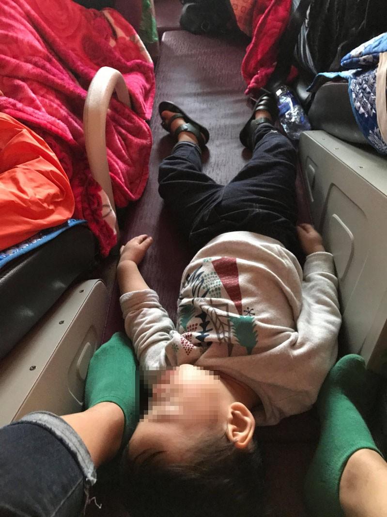 Du khách đi Sapa cầu cứu giúp về Hà Nội vì tour bỏ rơi-2