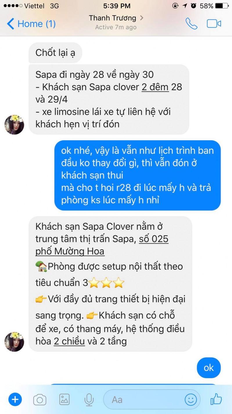 Du khách đi Sapa cầu cứu giúp về Hà Nội vì tour bỏ rơi-3