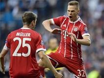 Thủ môn Bayern mắc sai lầm, Real vào chung kết năm thứ 3 liên tiếp