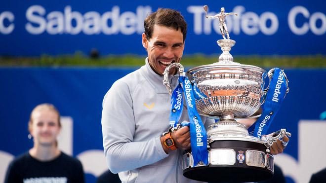 Vô địch mệt nghỉ, Nadal vẫn kém Tàu trong ga Federer-1