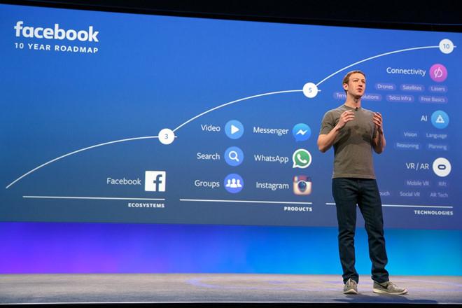 Điều quan trọng mà Facebook đã ém nhẹm tại hội nghị F8-2
