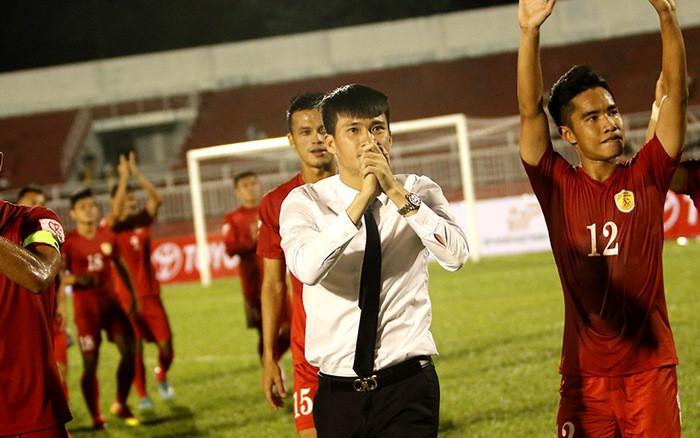 Lê Công Vinh từ chức Quyền chủ tịch CLB TP.HCM-1