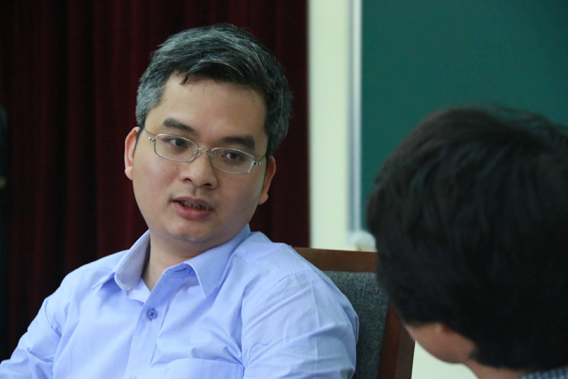 Gặp giáo sư 36 tuổi trẻ nhất Việt Nam-2
