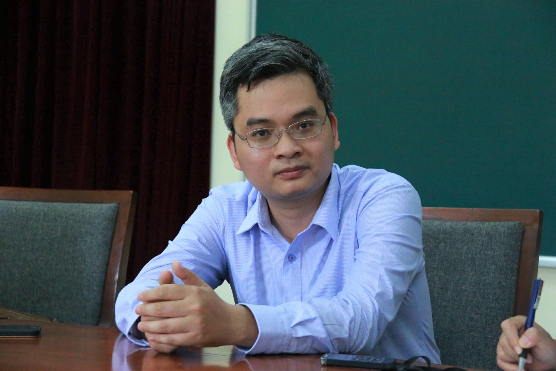 Gặp giáo sư 36 tuổi trẻ nhất Việt Nam-1