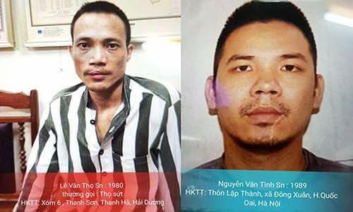 Vật giúp 2 tử tù trốn trại tạm giam T16-1