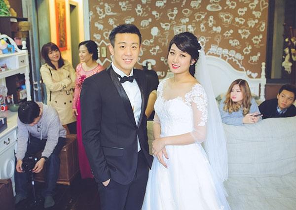 Những đám cưới của hot teen Việt gây chú ý không kém sao hạng A-5