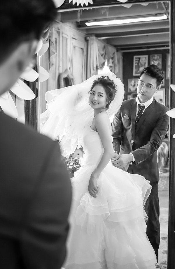 Những đám cưới của hot teen Việt gây chú ý không kém sao hạng A-6