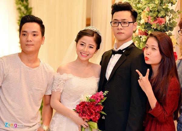 Những đám cưới của hot teen Việt gây chú ý không kém sao hạng A-7