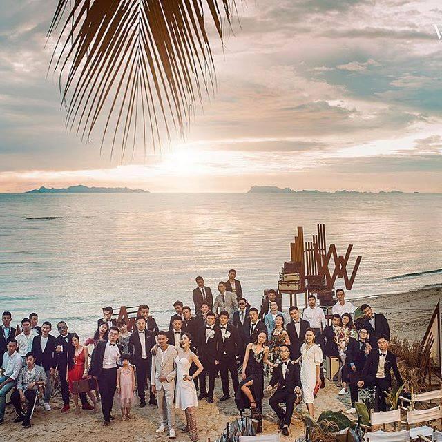 Cặp trai đẹp tung ảnh đám cưới thần sầu hơn cả phim khiến dân mạng lịm tim-14