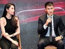 Thủy Tiên lên tiếng về việc Công Vinh từ chức ở CLB TP.HCM