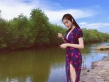 Elly Trần thả hồn giữa thiên nhiên đẹp thơ mộng