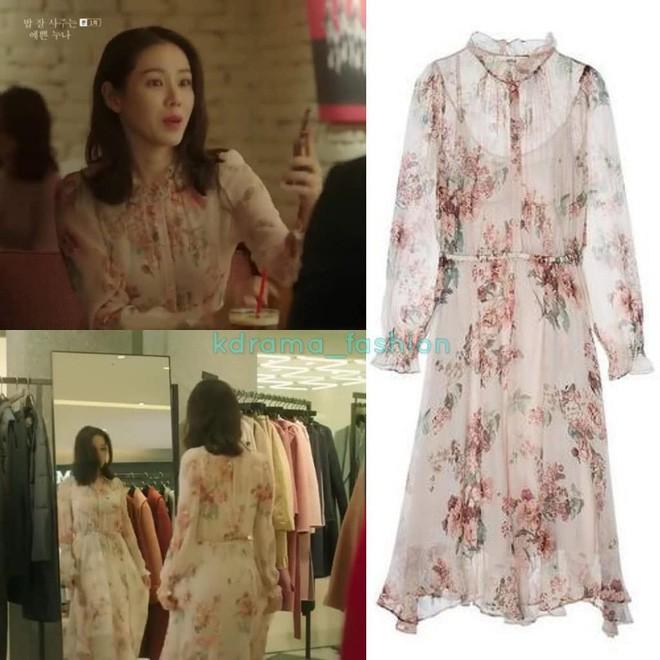 Cơn sốt của chiếc váy hoa quốc dân: Đến cả Song Hye Kyo cũng chọn mặc để đóng quảng cáo đây này!-6
