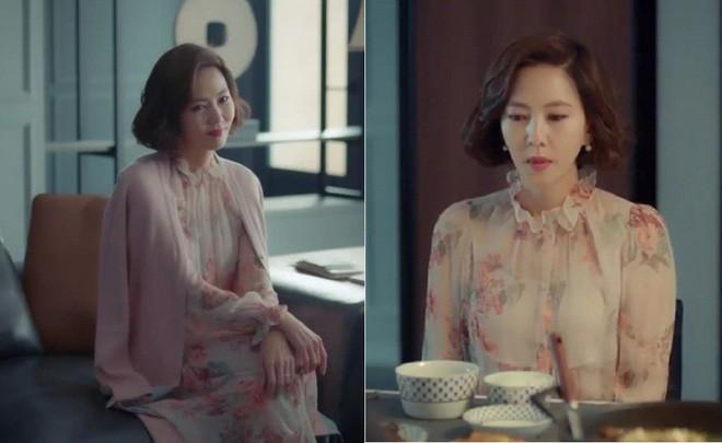 Cơn sốt của chiếc váy hoa quốc dân: Đến cả Song Hye Kyo cũng chọn mặc để đóng quảng cáo đây này!-7