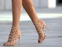 Bí quyết mang giày cao gót không đau chân cho phái đẹp