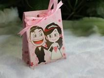 Cô dâu, chú rể gây tranh cãi khi trả lại quà cưới 2 triệu vì muốn nhận tiền mặt