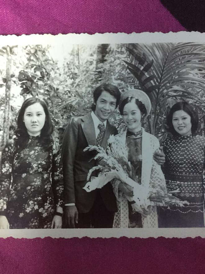 Dân tình lại đồng loạt khoe ảnh cưới của bố mẹ ngày xưa, giản dị mà đầy ắp kỷ niệm-13