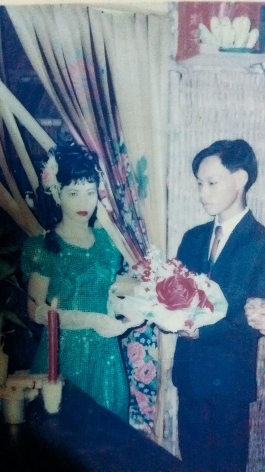 Dân tình lại đồng loạt khoe ảnh cưới của bố mẹ ngày xưa, giản dị mà đầy ắp kỷ niệm-15