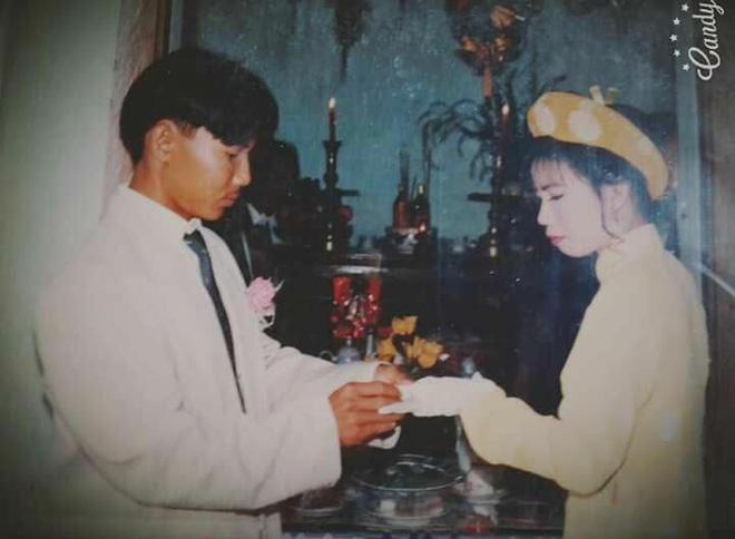 Dân tình lại đồng loạt khoe ảnh cưới của bố mẹ ngày xưa, giản dị mà đầy ắp kỷ niệm-18