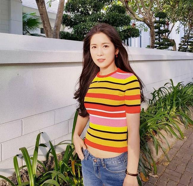 Ngỡ ngàng nhan sắc bạn gái Hàn Quốc của Wanbi Tuấn Anh sau 5 năm-20