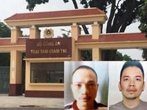 Truy tố 3 cựu cảnh sát vì để 2 tử tù trốn khỏi phòng biệt giam