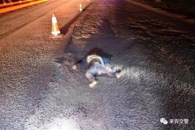 Đau lòng bé trai 6 tuổi bị cán chết, bố đi qua hiện trường tai nạn mà không hay biết-1