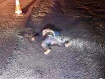 Đau lòng bé trai 6 tuổi bị cán chết, bố đi qua hiện trường tai nạn mà không hay biết