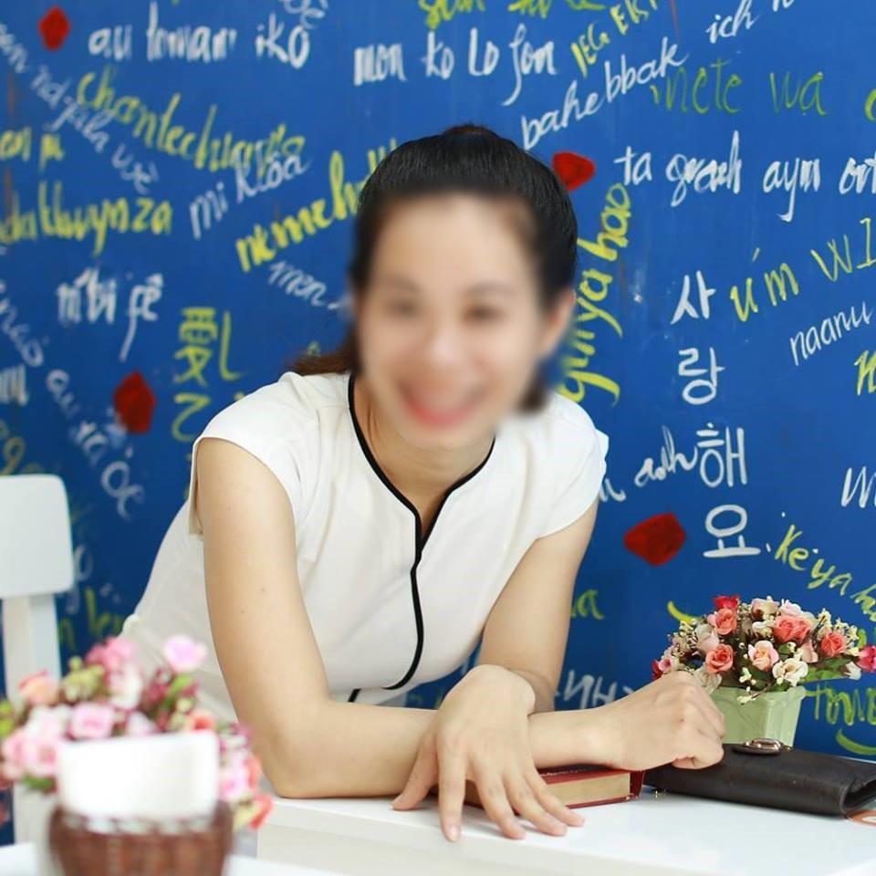 Sốc với clip cô giáo tiếng Anh xưng hô mày - tao, chửi học viên là con lợn vì không chịu đóng phạt 100k-3