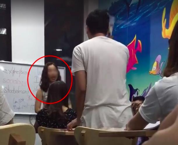 Sốc với clip cô giáo tiếng Anh xưng hô mày - tao, chửi học viên là con lợn vì không chịu đóng phạt 100k-2