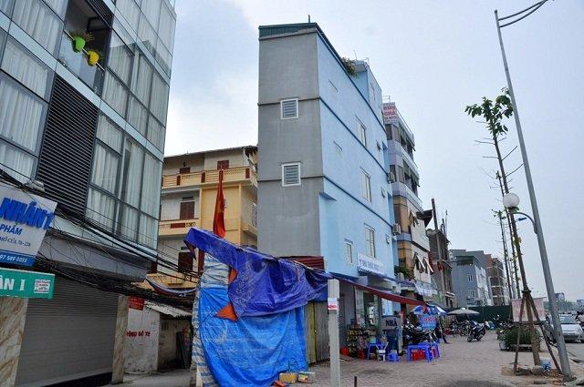 Hà Nội: Nhà dưới 15m2 nguy cơ bị thu hồi với giá rẻ-1
