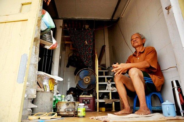 Hà Nội: Nhà dưới 15m2 nguy cơ bị thu hồi với giá rẻ-2