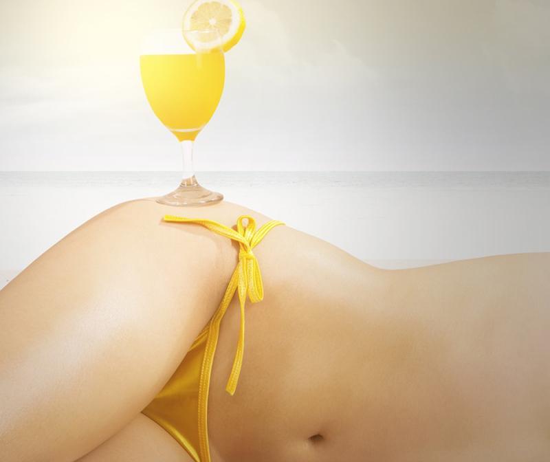 Mịn bụng tức thì nhờ 8 cách trị rạn da cho nàng tự tin vận bikini gợi cảm-3