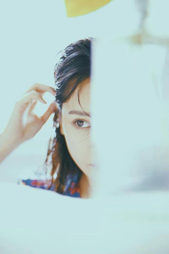 Chi Pu khoe nét đẹp tinh khôi tựa sương mai trong bộ ảnh mới-2
