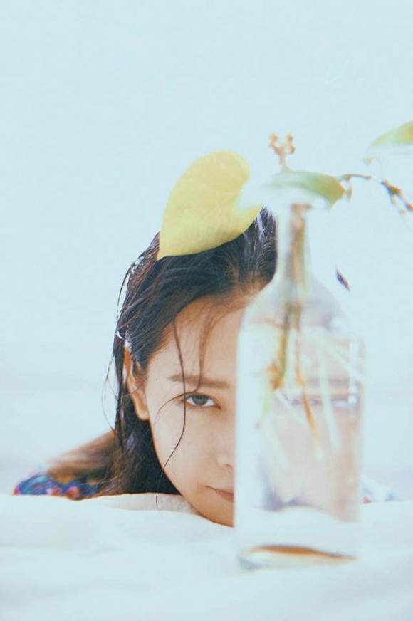 Chi Pu khoe nét đẹp tinh khôi tựa sương mai trong bộ ảnh mới-3