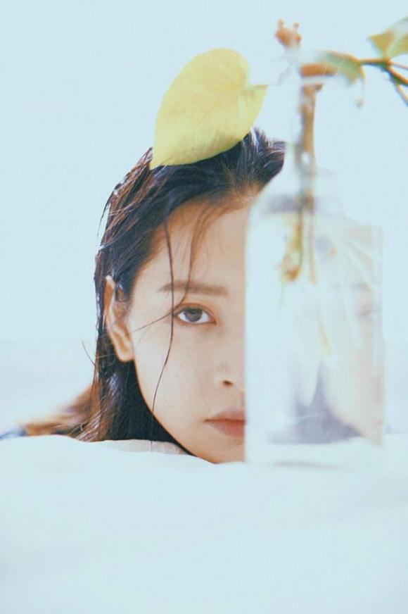 Chi Pu khoe nét đẹp tinh khôi tựa sương mai trong bộ ảnh mới-7