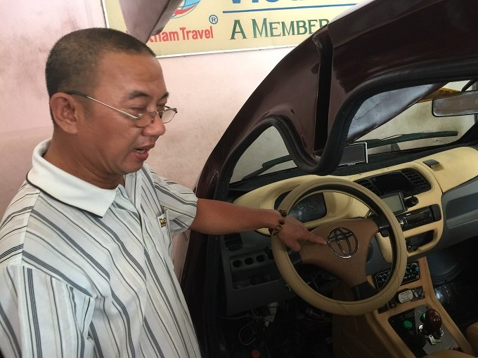 Điều ít biết về xe hơi chạy điện đầu tiên do người Việt chế tạo-5