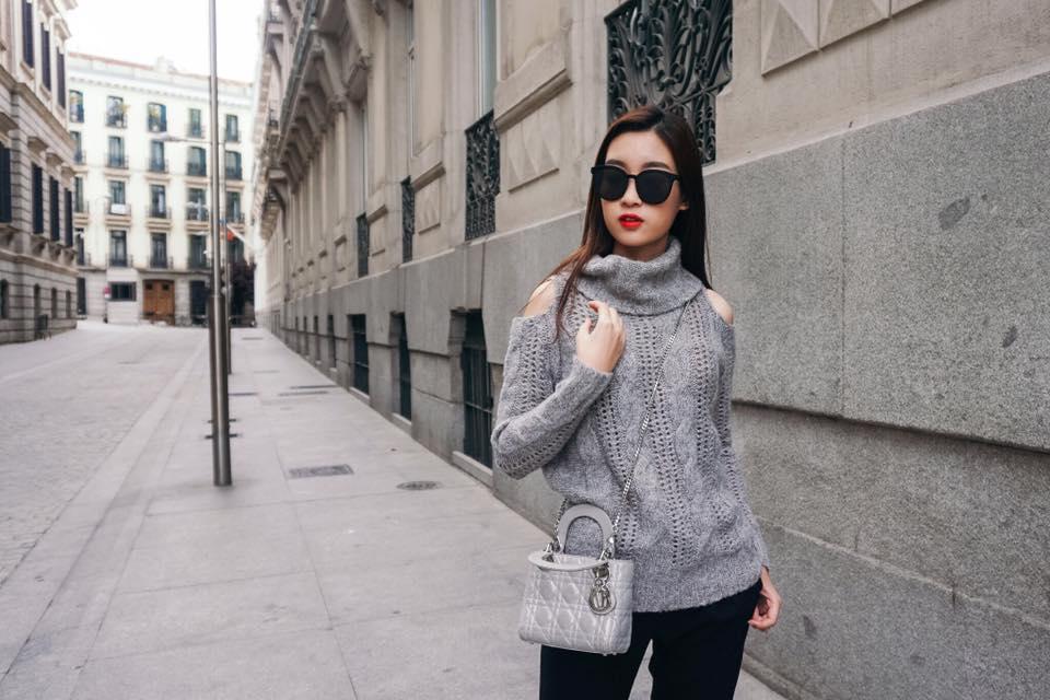 Nhan sắc không góc chết của Hoa hậu sắp làm MC cho VTV-12