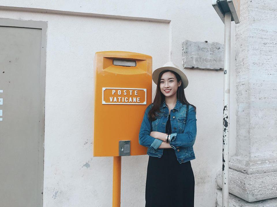 Nhan sắc không góc chết của Hoa hậu sắp làm MC cho VTV-14