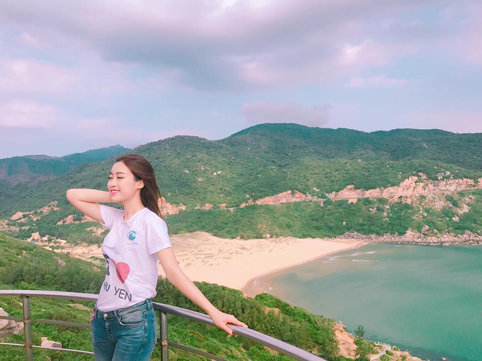 Nhan sắc không góc chết của Hoa hậu sắp làm MC cho VTV-16