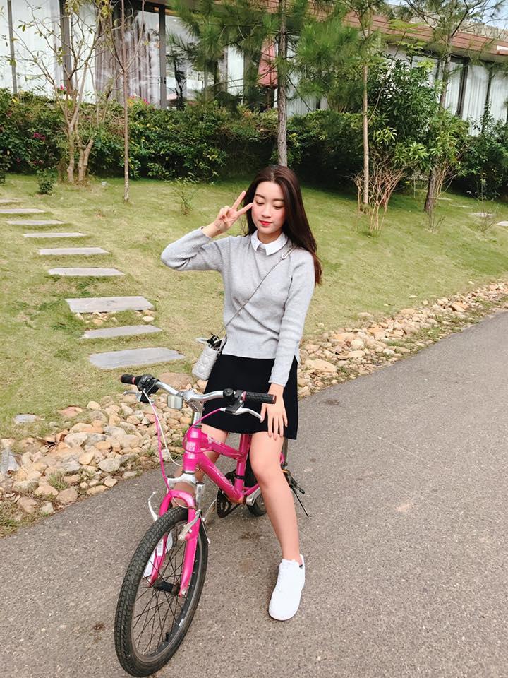 Nhan sắc không góc chết của Hoa hậu sắp làm MC cho VTV-17