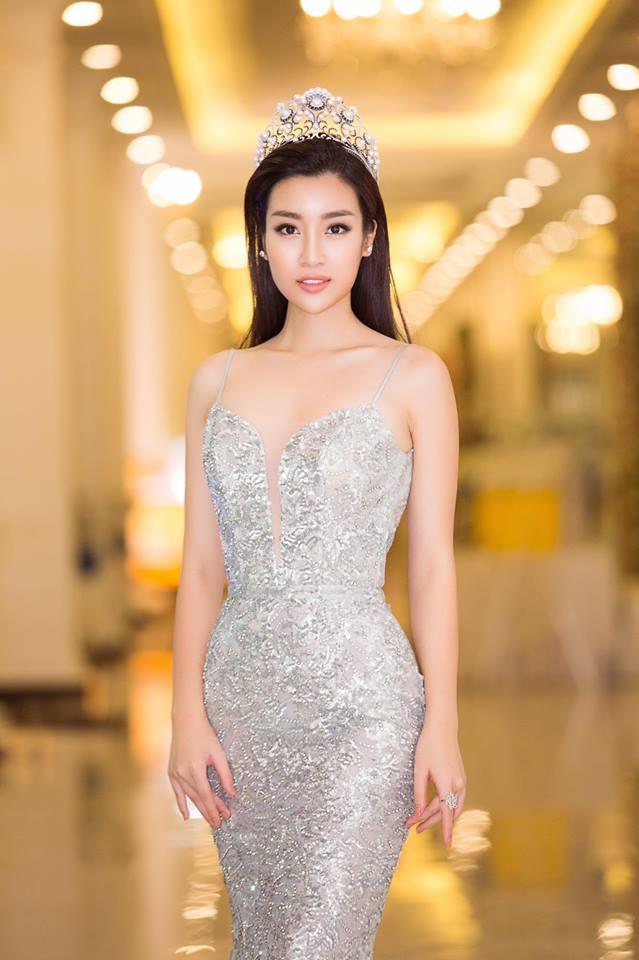 Nhan sắc không góc chết của Hoa hậu sắp làm MC cho VTV-3
