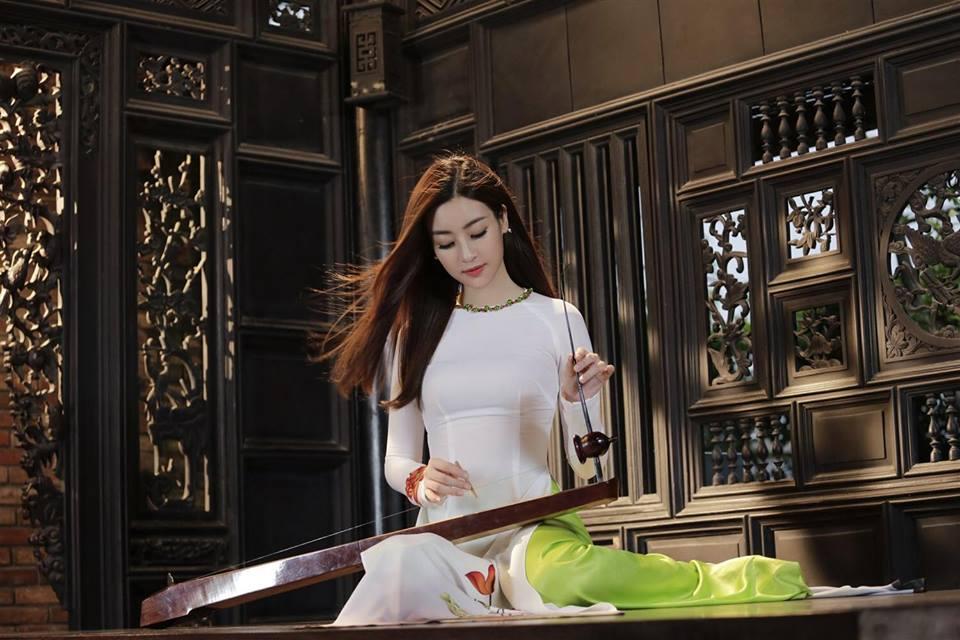 Nhan sắc không góc chết của Hoa hậu sắp làm MC cho VTV-10
