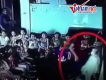 Cô giáo kéo lê bé gái 5 tuổi, đập đầu vào tủ