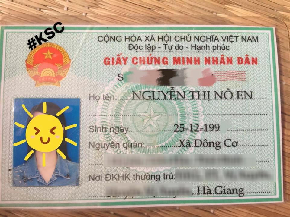 9X được bố đặt tên Nguyễn Thị Nô En chỉ vì 1 câu nói định mệnh của ông hàng xóm-1