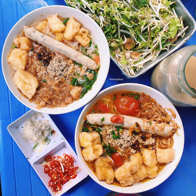 3 quán bún riêu truyền thống cực ngon để khởi động mùa hè ở Hà Nội-7